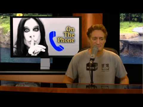 Ozzy Osbourne Talks About Jim Norton