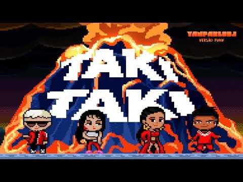Yan Pablo DJ DJ Snake Selena Gomez Ozuna e Cardi B - Taki Taki FUNK REMIX