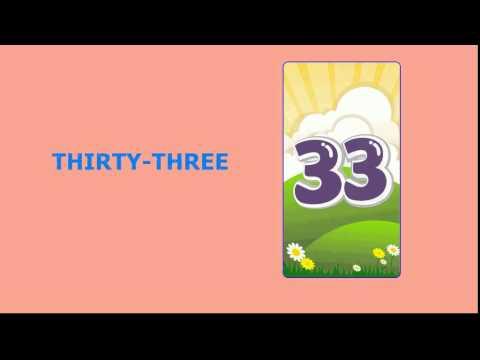 English Number 21-40 นับเลขภาษาอังกฤษ 21-40