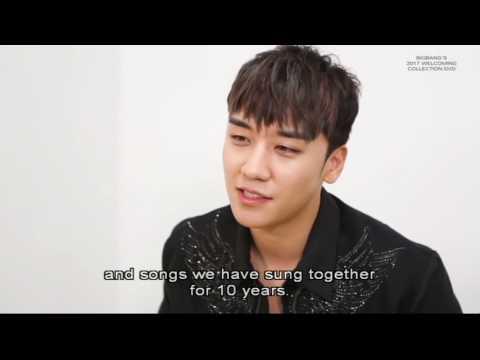 BIGBANG TIME CAPSULE & TALK 2017