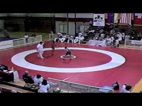 1999 Canada Cup: 54 kg Jose Barreto Infante (VEN) vs. Peter De Jong (CAN)