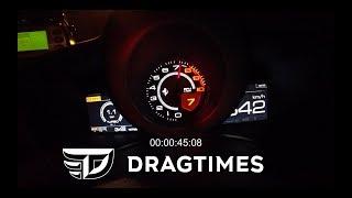 Dt 0-300+. Ferrari 488 Gtb 0 - 342 Km/H.