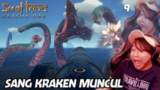 DISERBU 2 MONSTER LAUT SEKALIGUS - UNINSTALL GAME!? | Sea of Thieves #9