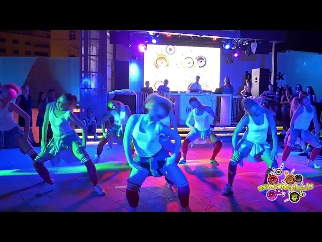 Reggaeton grupa Ljetna produkcija Centra plesa 2017