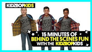KIDZ BOP Kids – Behind The Scenes Videos [15 minutes]