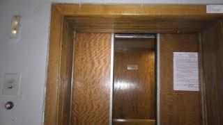 Обзор древнего лифта тонника в околоидеальном состоянии и особенности административной залипайки