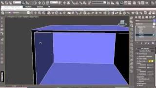 3D Studio Max - Introduzione alla modellazione interno 1