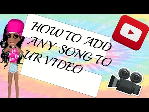 ♥ How to add music to your s ♥