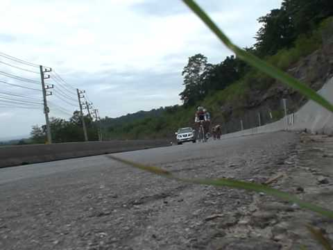 JURASSIC MOUNTAIN BIKE 4 หนองบัวลำภูแข่งจักรยานเสือภูเขาทางเรียบประจำปี 2555