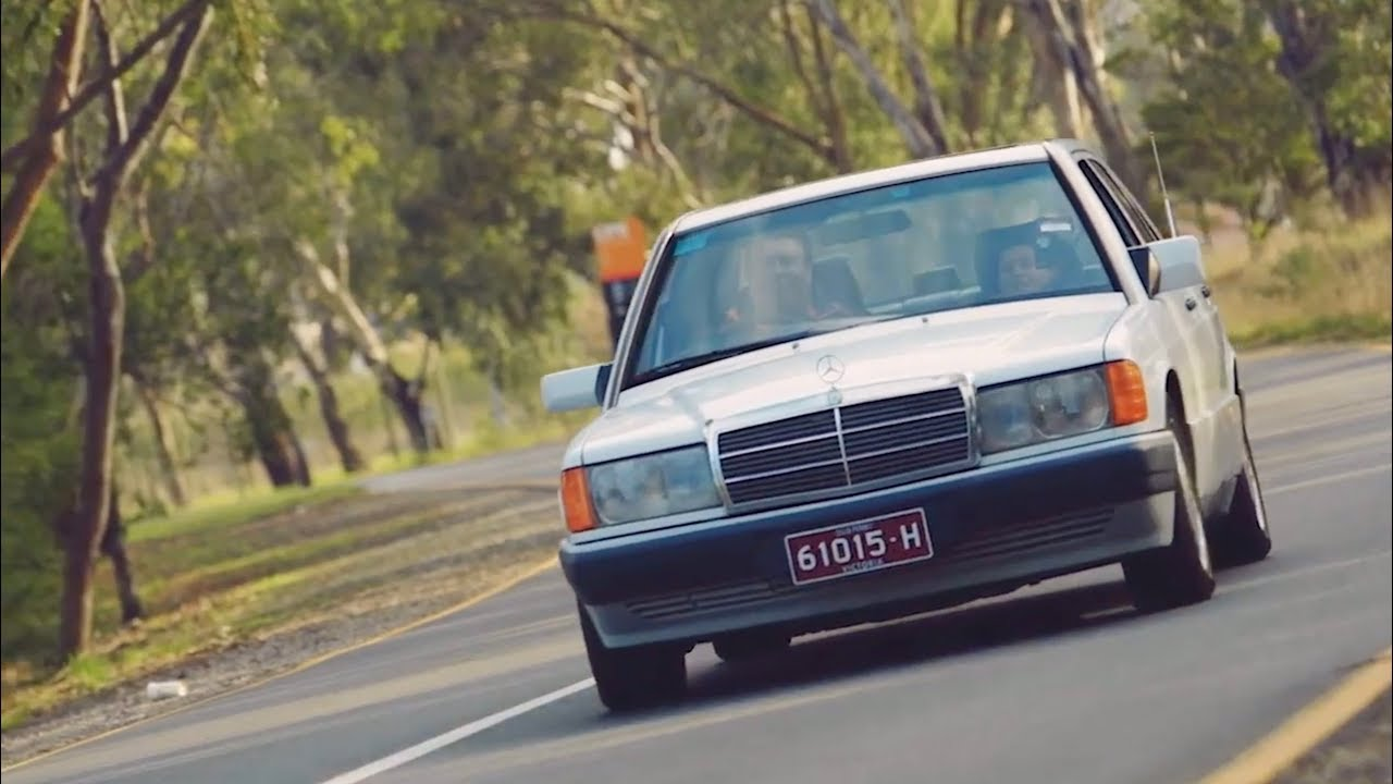 Mercedes-Benz 190E - Shannons Club TV - Episode 119