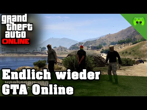 GTA ONLINE # 110 - Fertig die Mission «» Let's Play Grand Theft Auto Online | 60HD