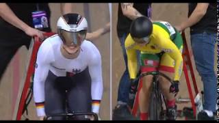 Video UCI Track World Cup Minsk - Women's Team Sprint Gold final download MP3, 3GP, MP4, WEBM, AVI, FLV Juli 2018