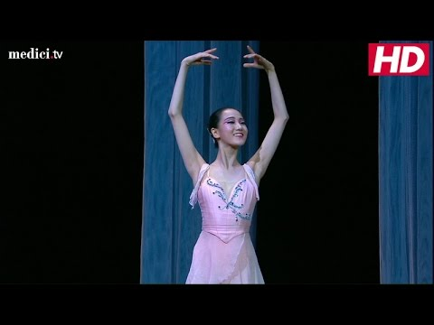 #MoscowBalletCompetition13 - Juniors: Final - Girls Duet Prize I - Seonmee Park