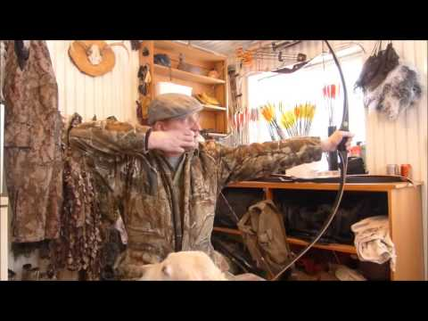 Instinctive Archery - Recurve Bow / Longbow differences explained. - revised