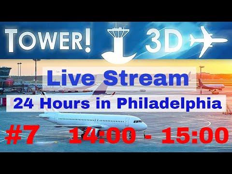 Tower!3D Pro - 24 Hours in Philadelphia #7