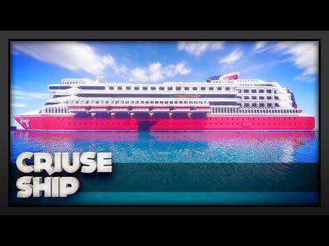 Minecraft - Cruise Ship