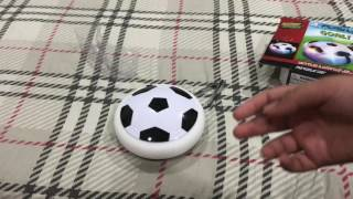 Hover ball unboxing