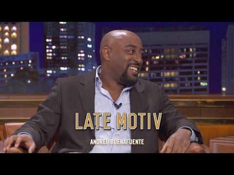 "LATE MOTIV - Simon Wacky, corresponsal en España de ""New York Frost"" | #Latemotiv143"