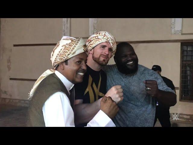 Mark Henry, Mojo Rawley reflect in Old Jeddah