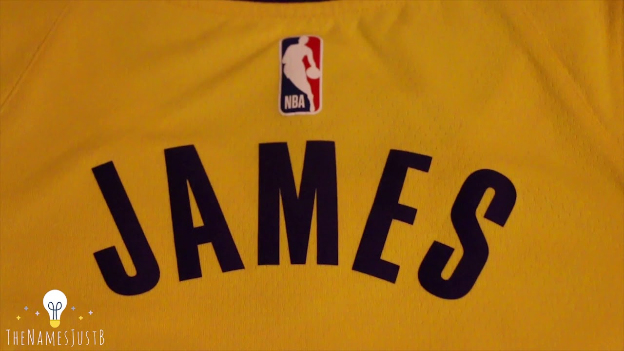 94223de4a688  NEW  NIKE LA LAKERS 2018-19 ICON EDITION SWINGMAN JERSEY REVIEW (WITH  COMPARISON TO LAST YEARS)