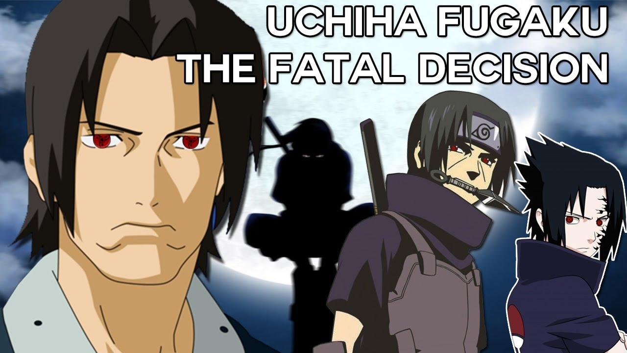 Sasuke and Itachi's Father Fugaku Uchiha's Worst Decision ...