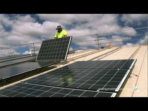 Australia's first solar rooftop leasing program launched in the ACT