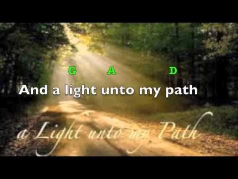 Thy Word (lyrics & Chords) Amy Grant