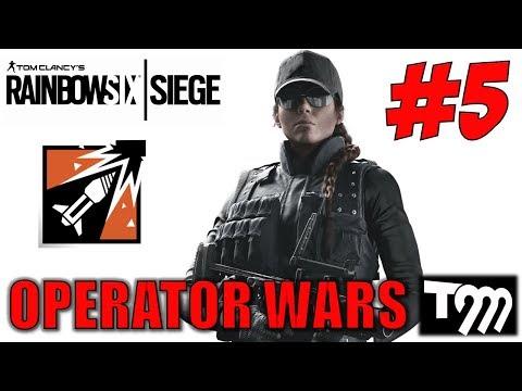 RAINBOW SIX SIEGE - ASH Operator Wars #5