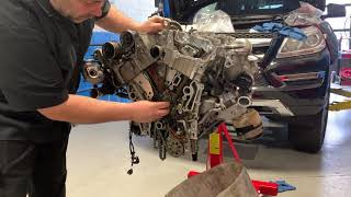 M157 m278 engine timing issues part 1