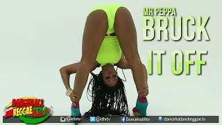 Mr Peppa - Bruck It Off [Official Music Video] ▶Dancehall 2016