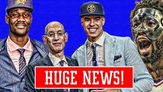 WHY NO ONE WANTED MICHAEL PORTER JR! EMBIID VS AYTON! NBA DRAFT RECAP! | NBA NEWS