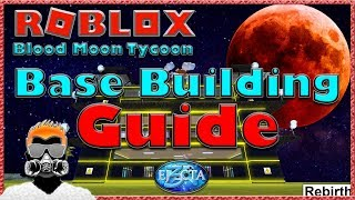 Roblox Blood Moon Tycoon-a maneira mais eficiente de renascimento