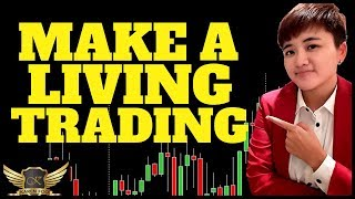 How Much Capital is Needed to Make a Living from Forex?