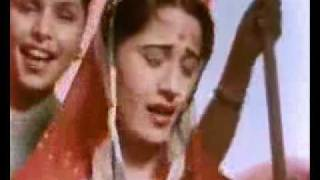 Mohammad Rafi sahab & Shamshad song Gadi Wale Gadi Dheere Film Mother India