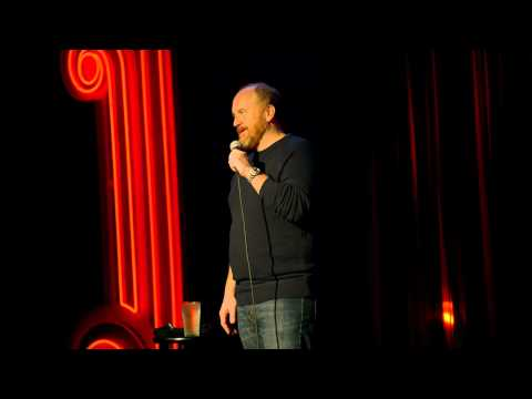 Louis CK on Airplanes