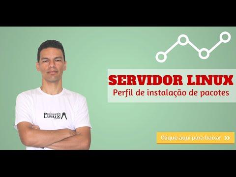 Servidor Linux - O perfil de instalação de um Servidor LINUX - Profissionais Linux
