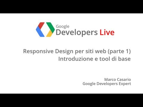 Gdl Italia Responsive Web Design How To