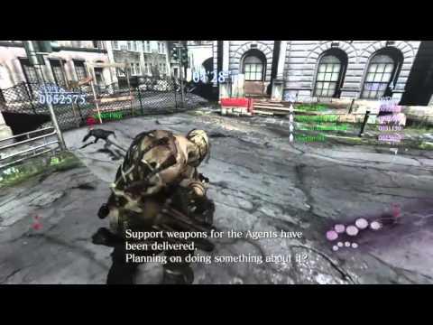 Resident Evil 6 (PS4) Predator Mode  -Sherry Ex2 #1