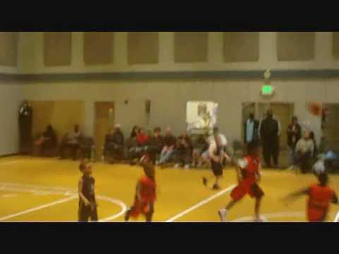 Ricky Bell 3rd (RB3)  3 on 3 Highlights.wmv