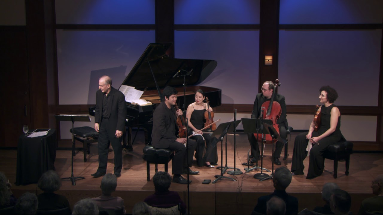 "Inside Chamber Music with Bruce Adolphe: Janacek's ""Intimate Letters"""