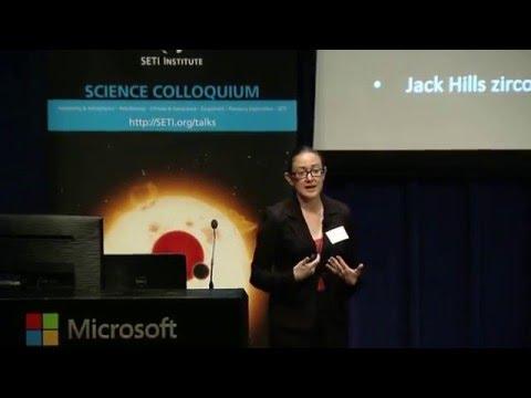 Potentially biogenic carbon preserved in a 4.1 billion year old zircon - Elizabeth Bell (SETI Talks)