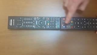 Настройка пульта , программирование дополнительных кнопок  rostelecom (ucom)