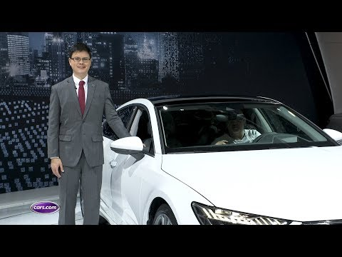 2019 Audi A7: First Impressions in Detroit