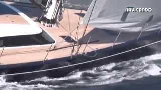 Advanced Italian Yachts A66 - Greenline 70 Ocean Class - Princess 88 Motor Yacht - NAVIGANDO