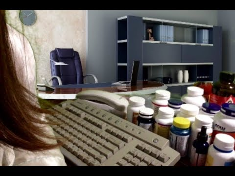 Relaxing Consultation with the Supplement Lady ASMR Soft Spoken