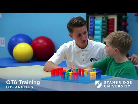 Discover The Occupational Therapy Assistant Training at Stanbridge University