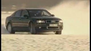 Motorter Audi A8 4,2 Quattro 2004 snow & ice drift