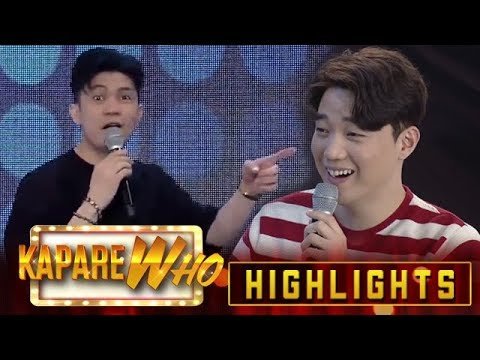 Ryan asks Vhong why Vice and Ion are both absent | It's Showtime KapareWho