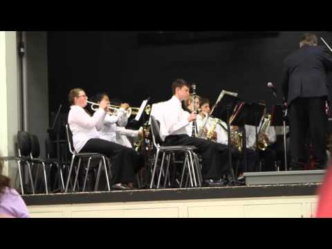 """Bach: Three Chorales"" performed by Diablo View Middle School concert Band"