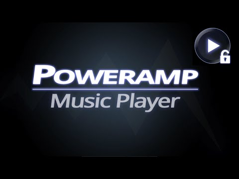 Poweramp Music Player Full Version (apk) ●NO ROOT● (Updated 2017)